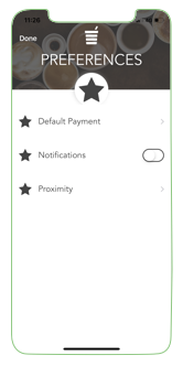 changing payment preferences